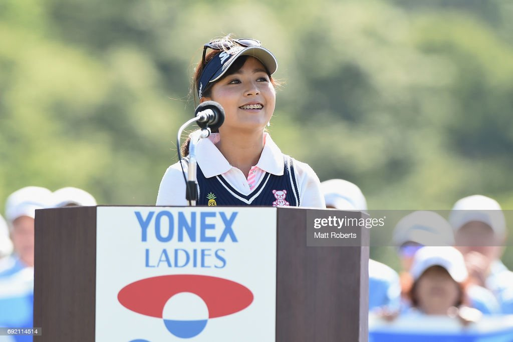 Yonex Ladies Golf Tournament 2017 - Day 3 : ニュース写真