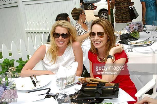 Serena Boardman and Samantha Boardman Rosen attend DOLCE GABBANA Luncheon and Fall Presentation Hosted by Samantha Boardman Rosen Stephanie Winston...