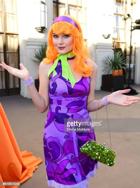 Serena Laurel at the Dream Halloween 2017 Costume Party Benefitting Starlight Children's Foundation presented by Michaels and Aaron Brothers at The...