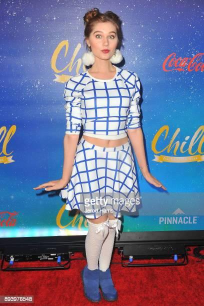 Serena Laurel attends CHILL Media/Night VIP on December 13 2017 in Long Beach California