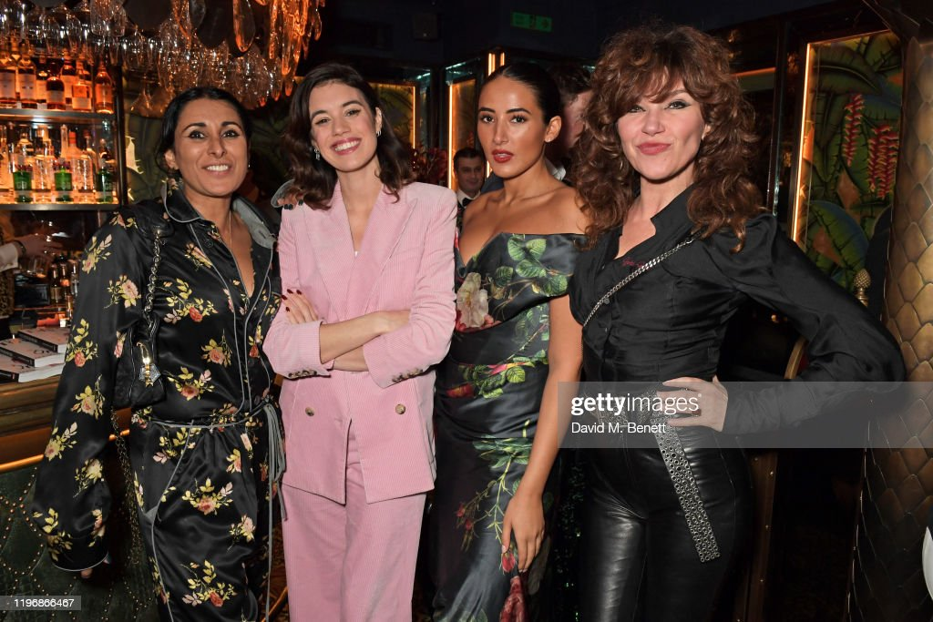 'Country & Town House: Great British Brands' Party At Annabel's : News Photo