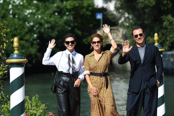ITA: Celebrity Sightings During The 77th Venice Film Festival - Day 11