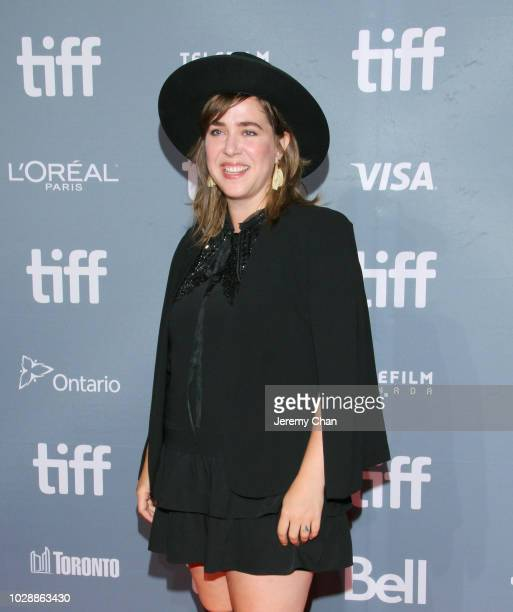 Serena Ryder attends the 2018 TIFF Tribute Gala honoring Piers Handling and celebrating women in film at Fairmont Royal York on September 7 2018 in...