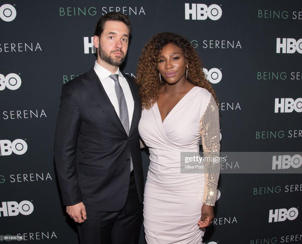 """""""Being Serena"""" New York Premiere : News Photo"""