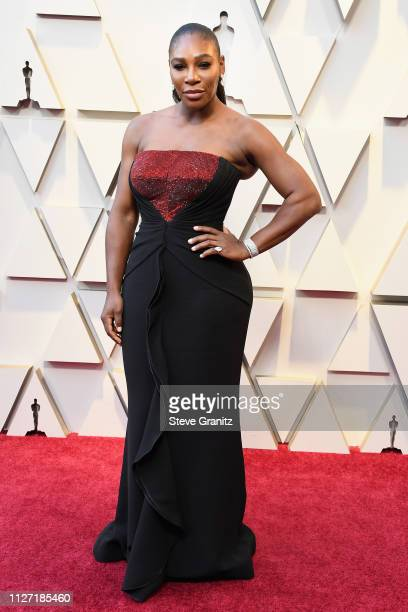 Serena Williams attends the 91st Annual Academy Awards at Hollywood and Highland on February 24 2019 in Hollywood California