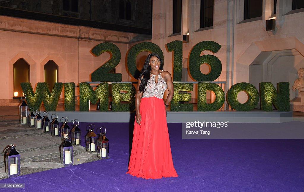 Wimbledon Winners Ball : News Photo
