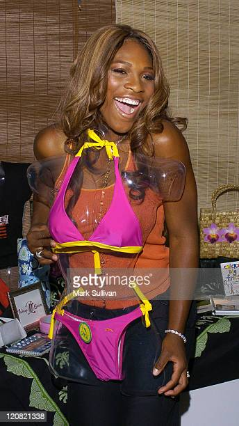 Serena Williams in Backstage Creations Talent Retreat
