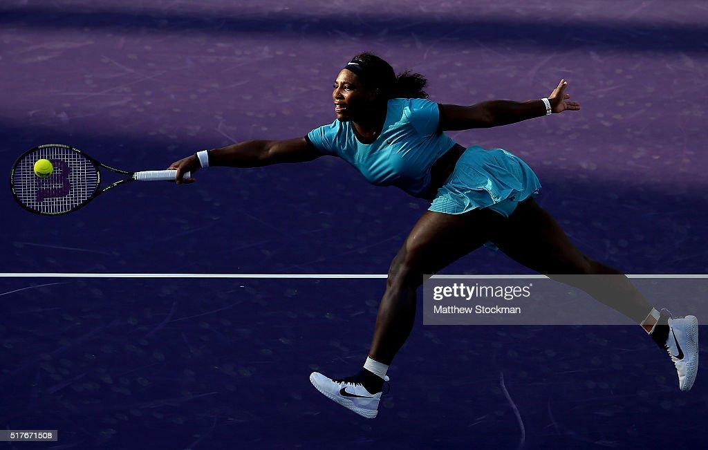 Miami Open - Day 6 : Foto jornalística