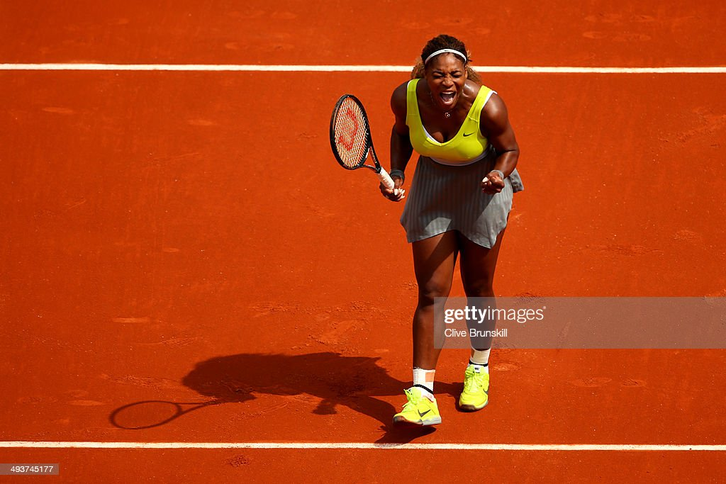 2014 French Open - Day One : News Photo
