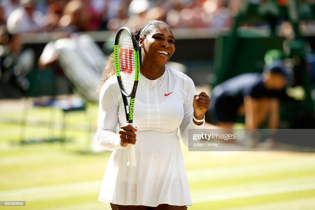 Day Eight: The Championships - Wimbledon 2018 : News Photo
