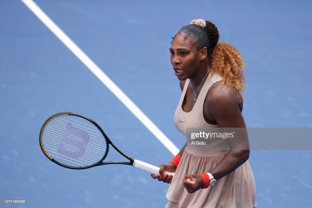 2020 US Open - Day 8 : News Photo