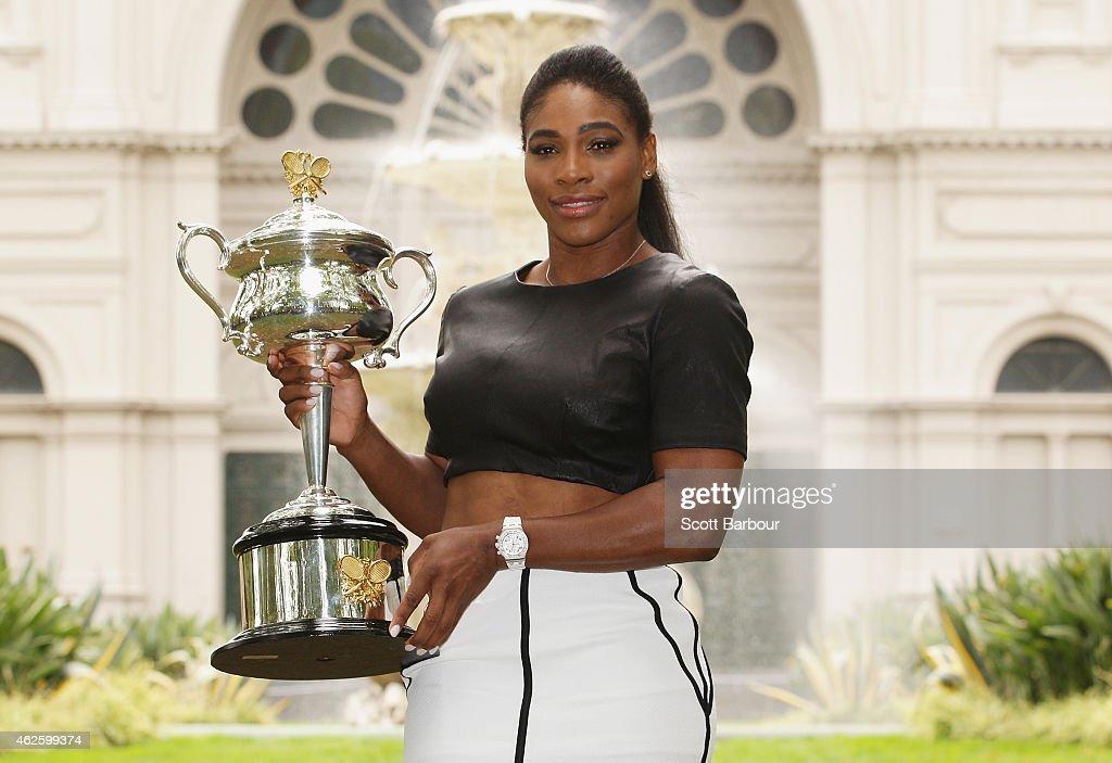Australian Open 2015 - Women's Champion Photocall : News Photo