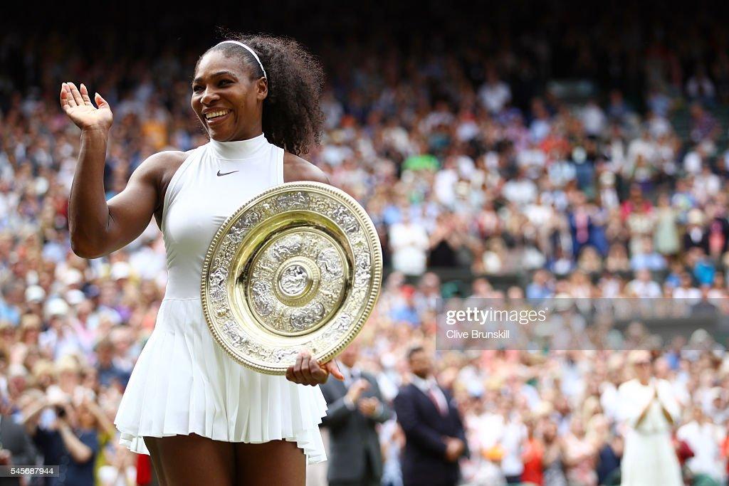 Day Twelve: The Championships - Wimbledon 2016 : Nachrichtenfoto