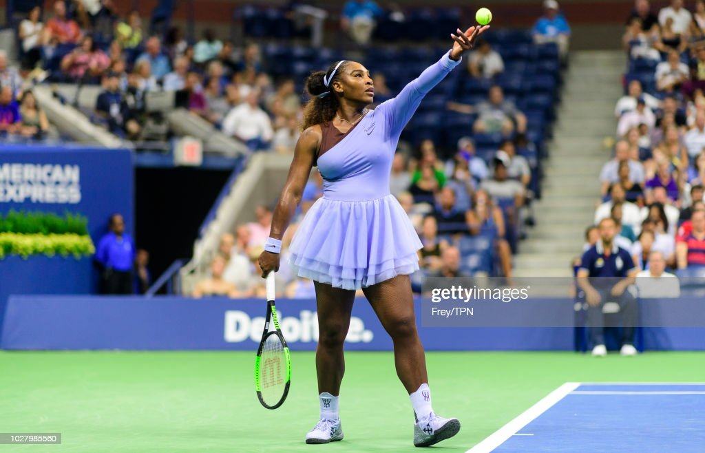 2018 US Open - Day 3 : News Photo