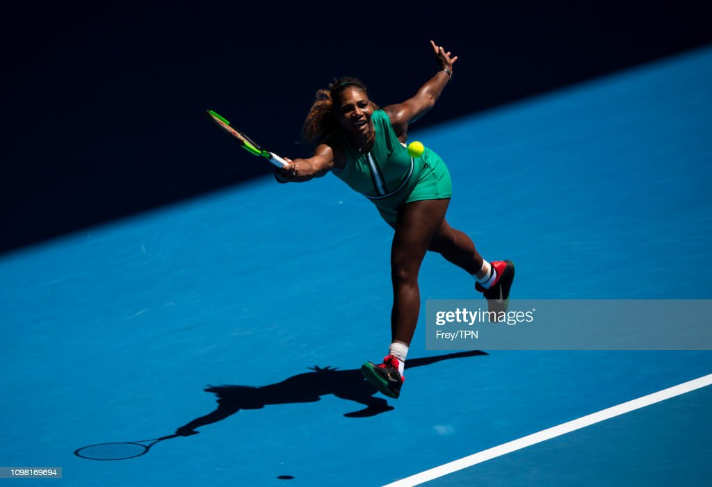 2019 Australian Open - Day 10 : News Photo