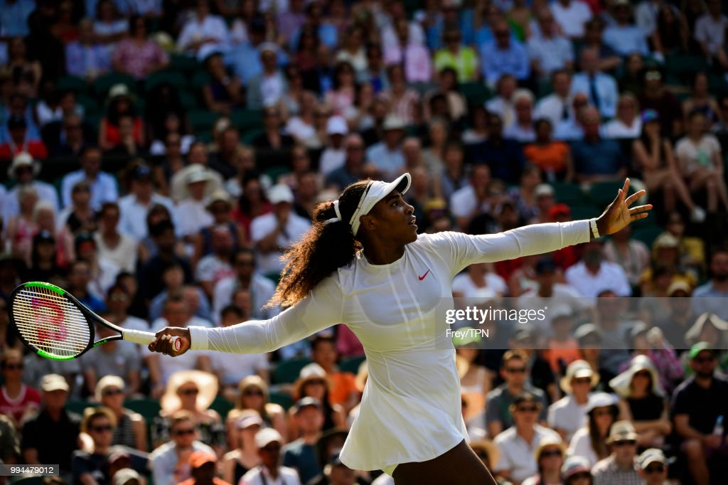 Day Five: The Championships - Wimbledon 2018 : News Photo