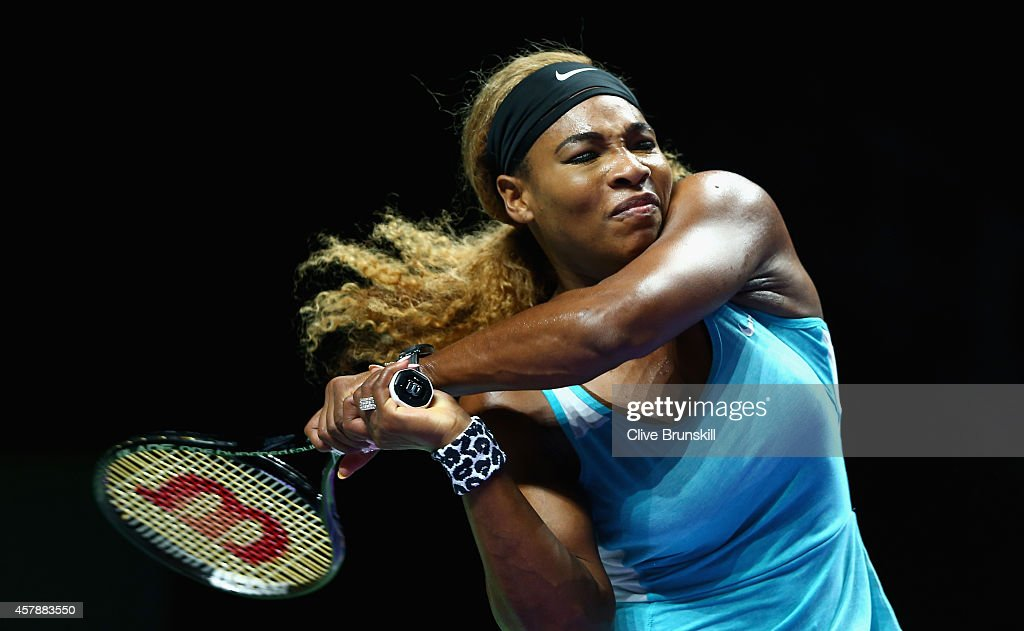 BNP Paribas WTA Finals: Singapore 2014 - Day Seven : News Photo