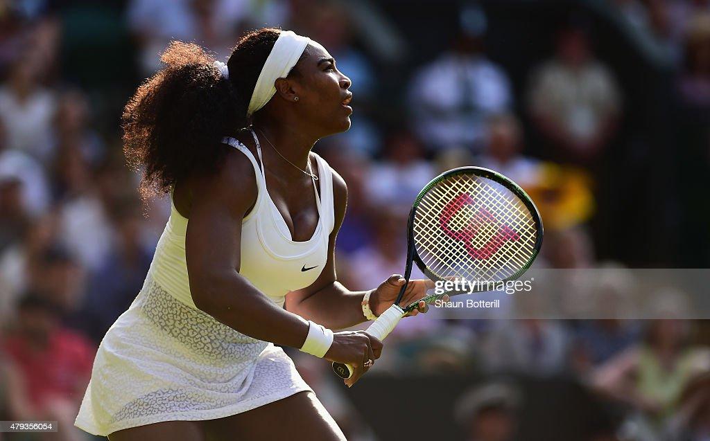 Day Five: The Championships - Wimbledon 2015 : News Photo