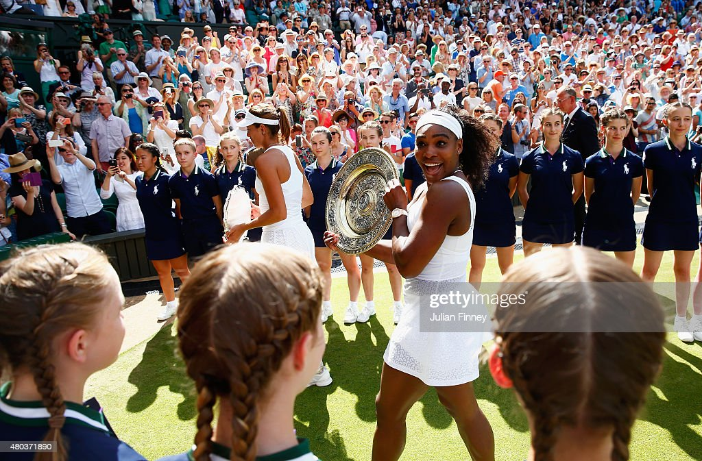 Day Twelve: The Championships - Wimbledon 2015 : News Photo
