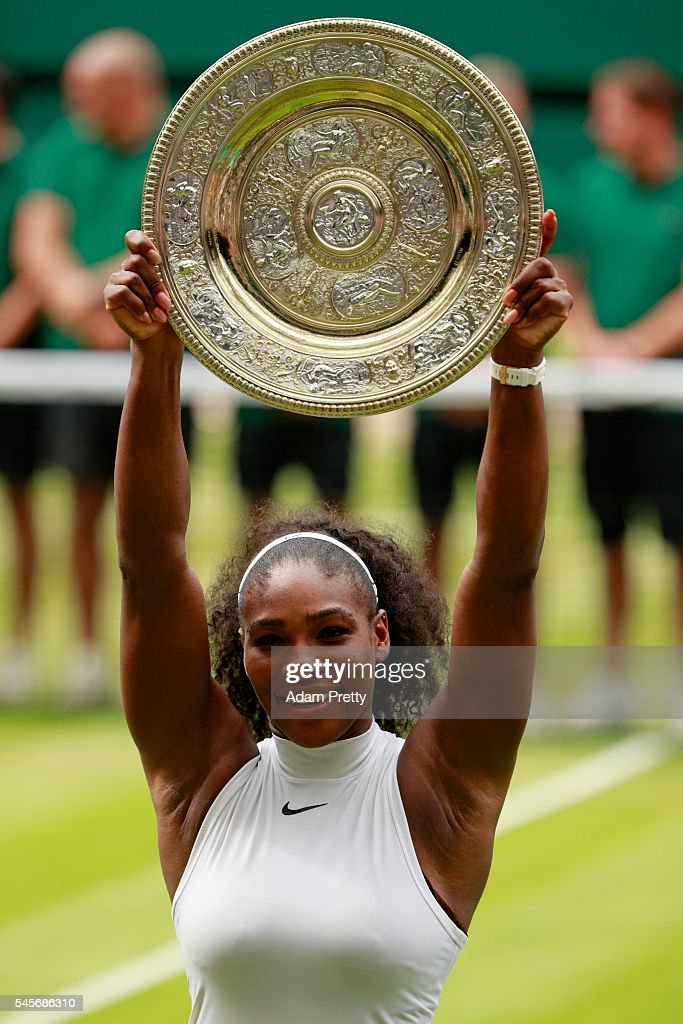 Serena Williams Singles titles at Wimbledon