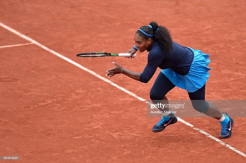 2016 French Open - Day Thirteen : News Photo