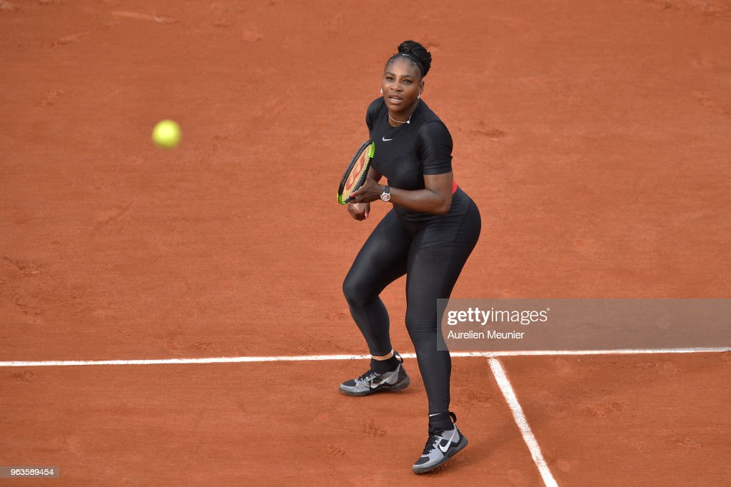2018 French Open - Day Three : News Photo