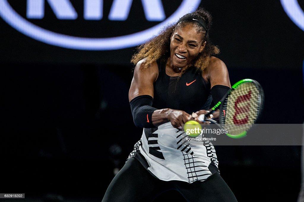 TENNIS: JAN 28 Australian Open : ニュース写真