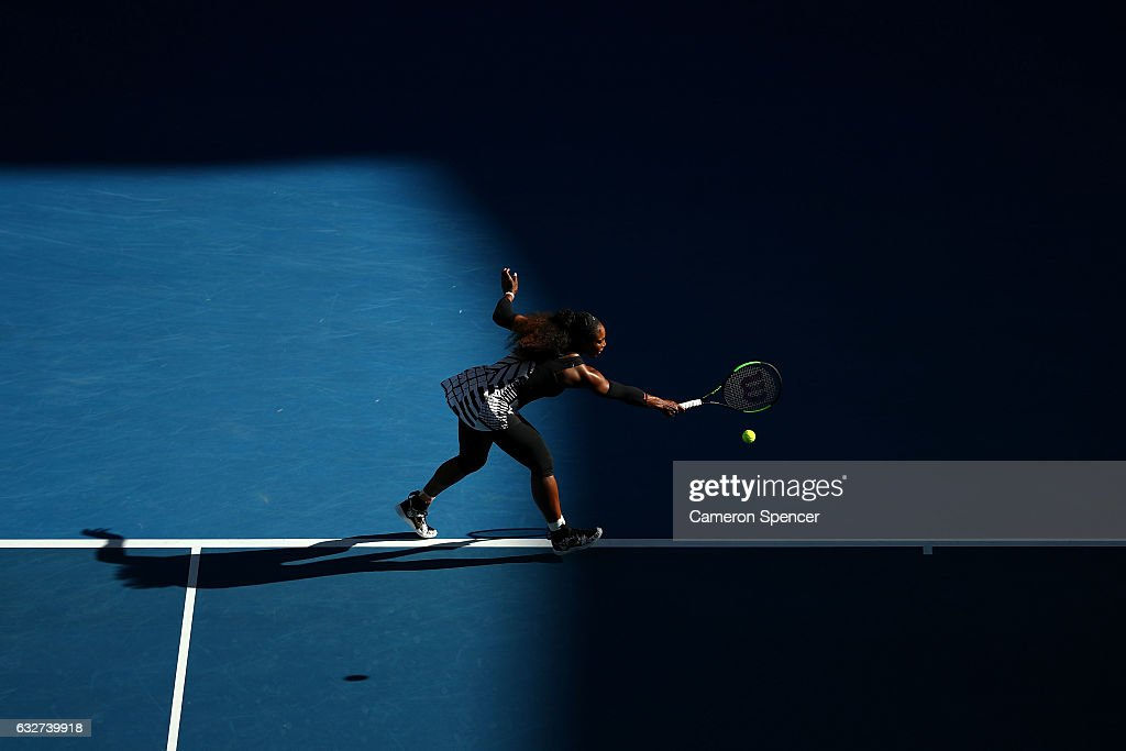 2017 Australian Open - Day 11 : News Photo