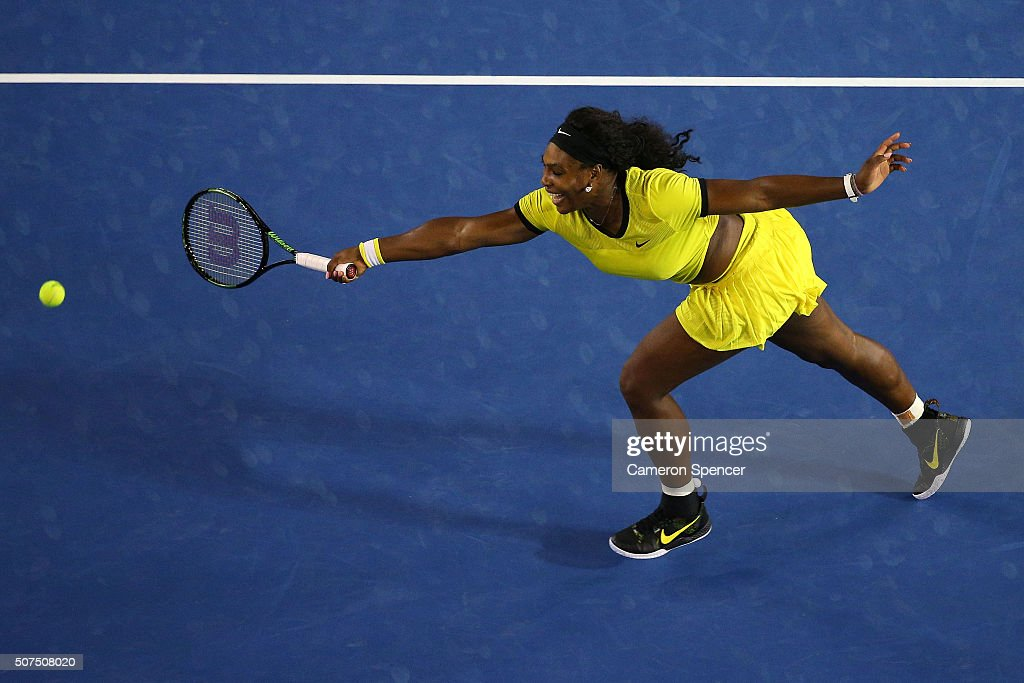 2016 Australian Open - Day 13 : News Photo