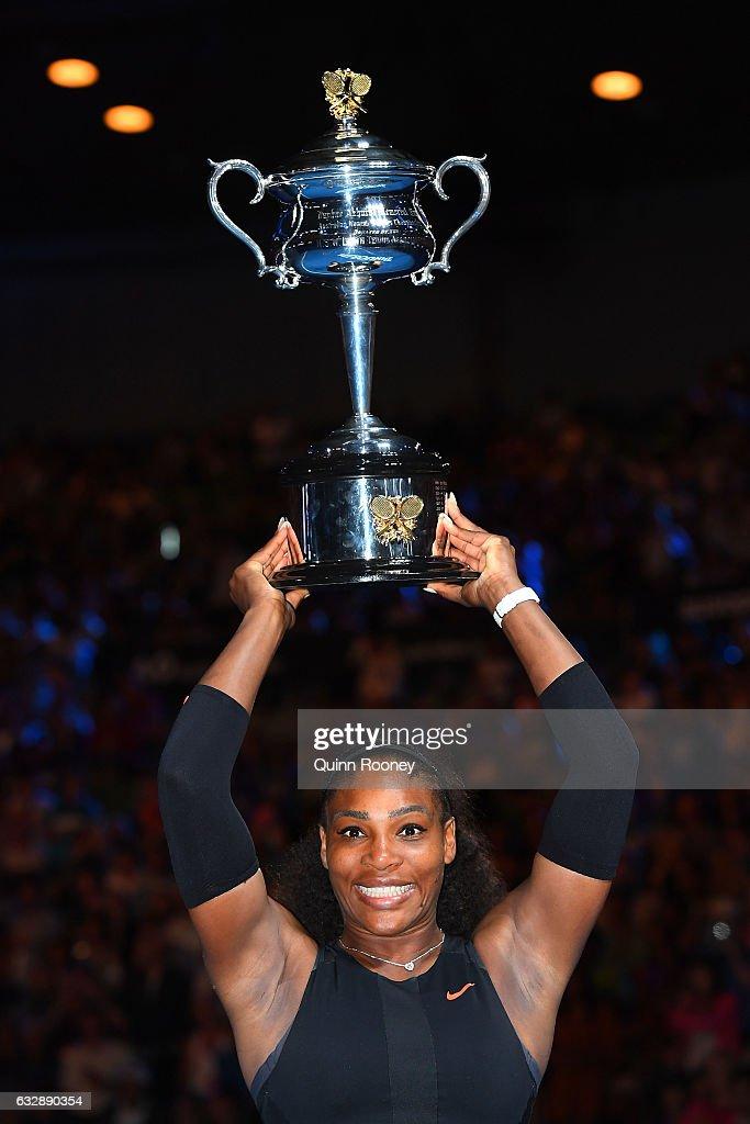 Serena Williams Grand Slam Singles Wins