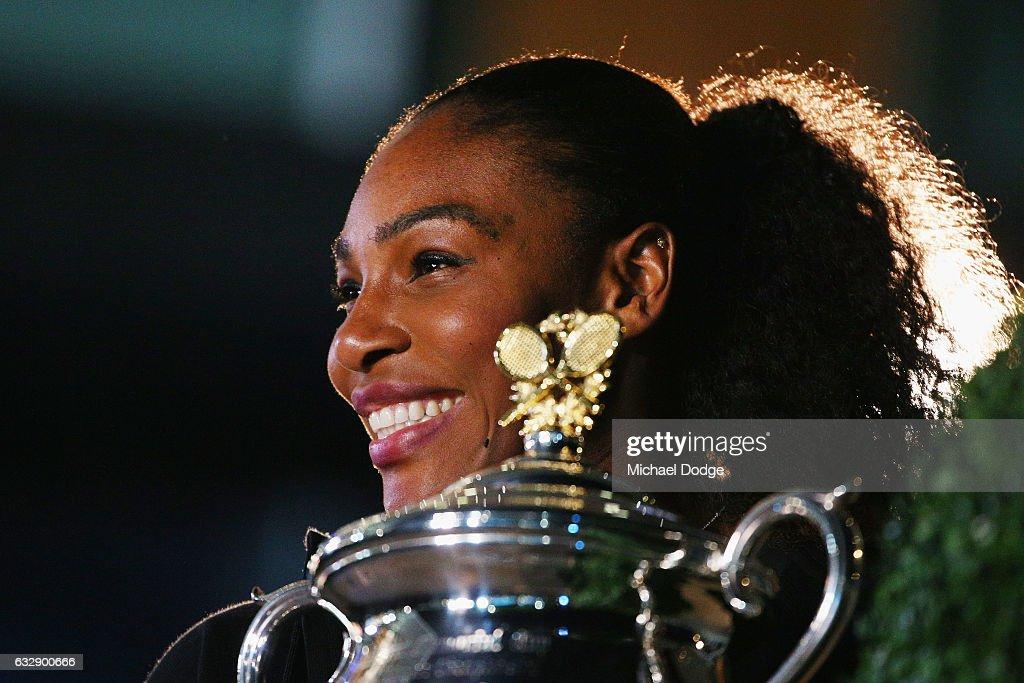 Australian Open 2017 - Women's Champion Photocall : News Photo