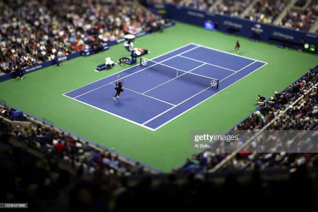 2018 US Open - Day 13 : Photo d'actualité