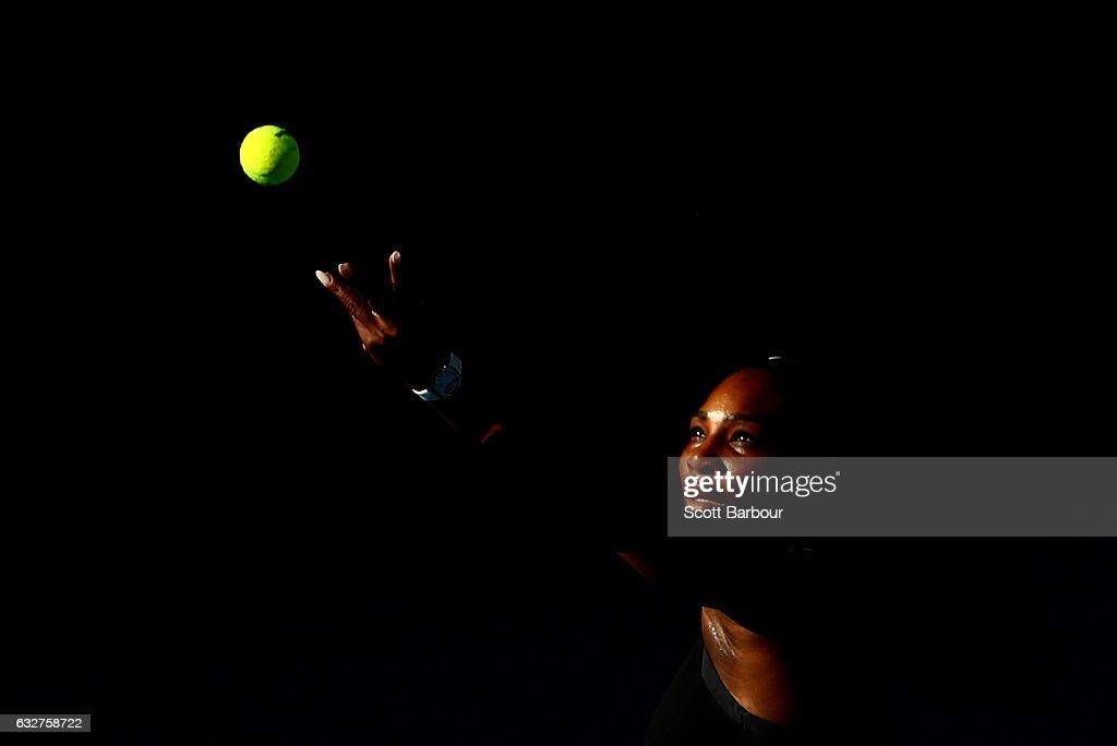 2017 Australian Open - Day 11 : News Photo