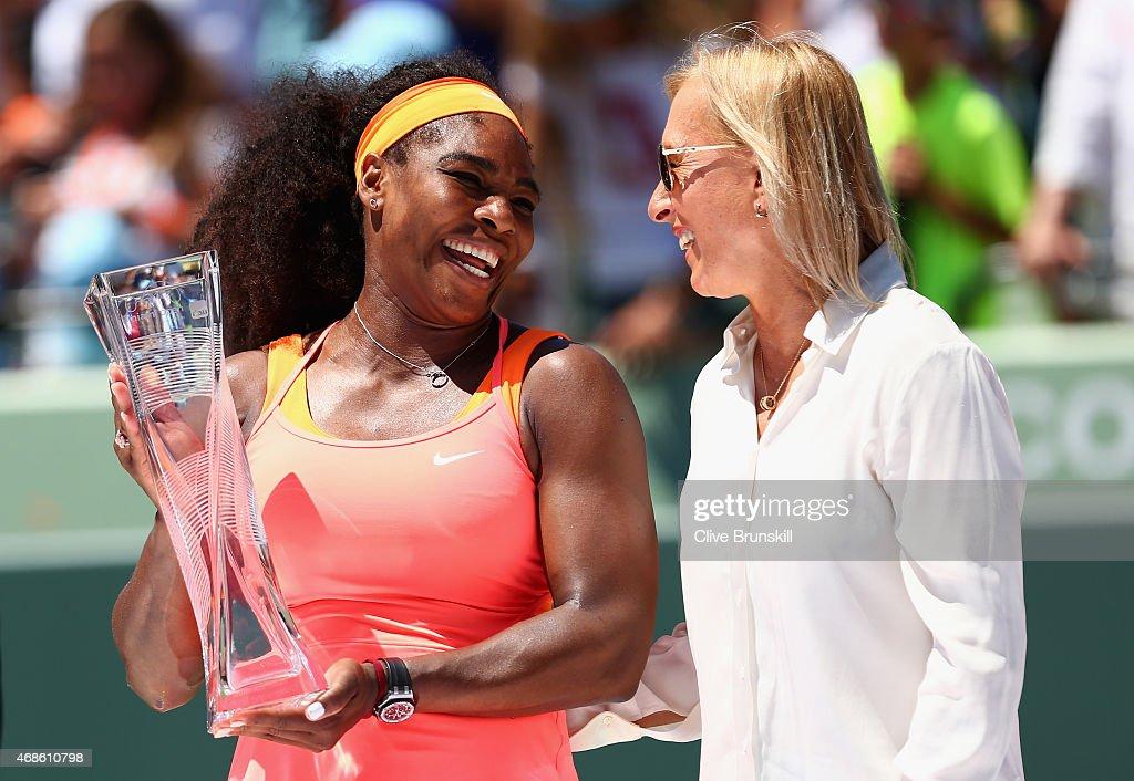 Miami Open Tennis - Day 13 : News Photo