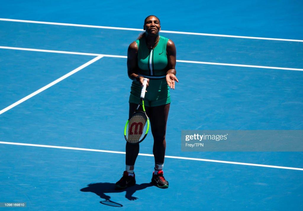 2019 Australian Open - Day 10 : Nachrichtenfoto
