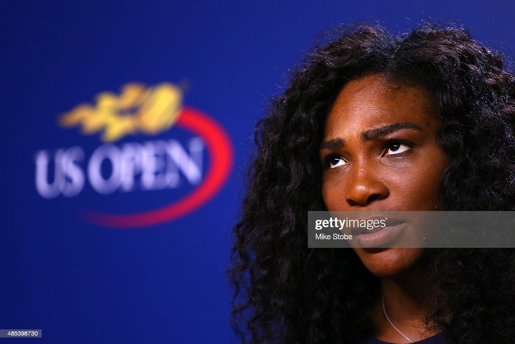 2015 US Open - Previews : News Photo