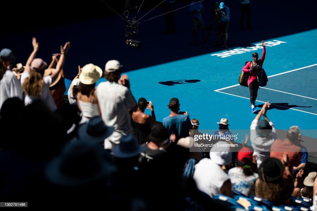 2021 Australian Open: Day 11 : News Photo