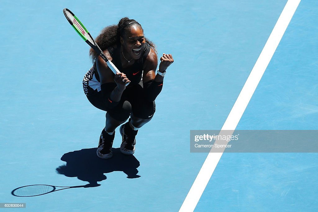 2017 Australian Open - Day 10 : News Photo