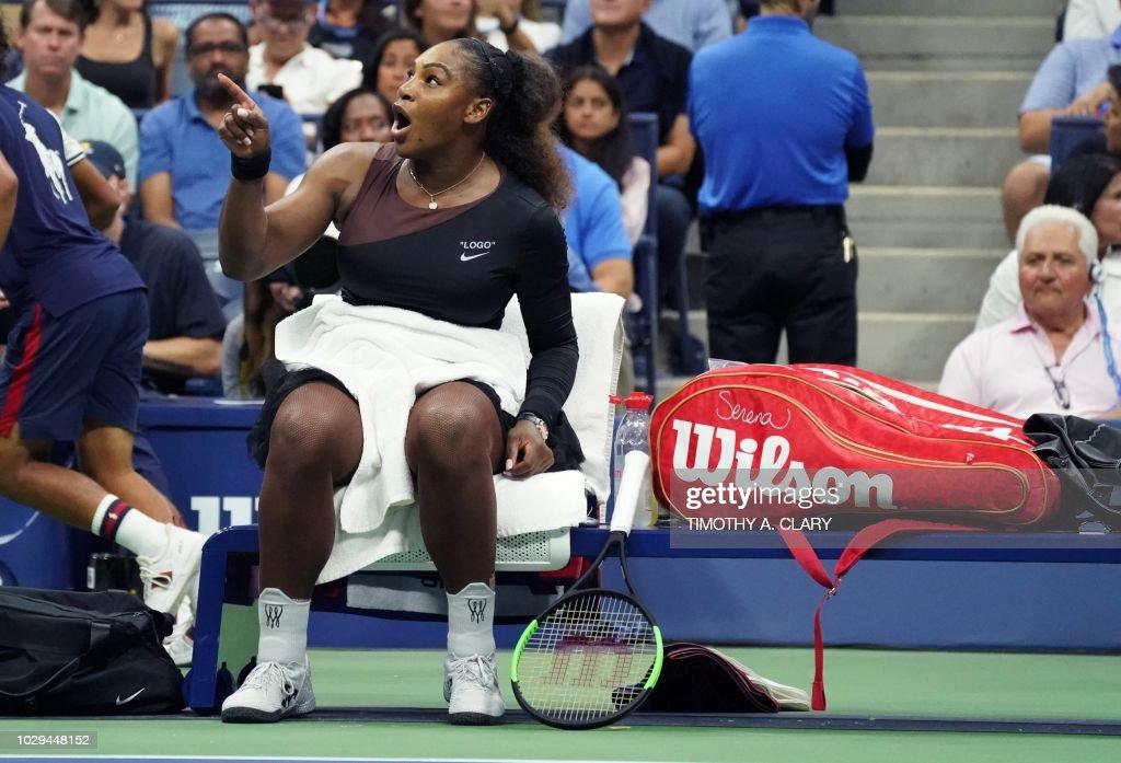 TENNIS-US-OPEN-2018 : News Photo