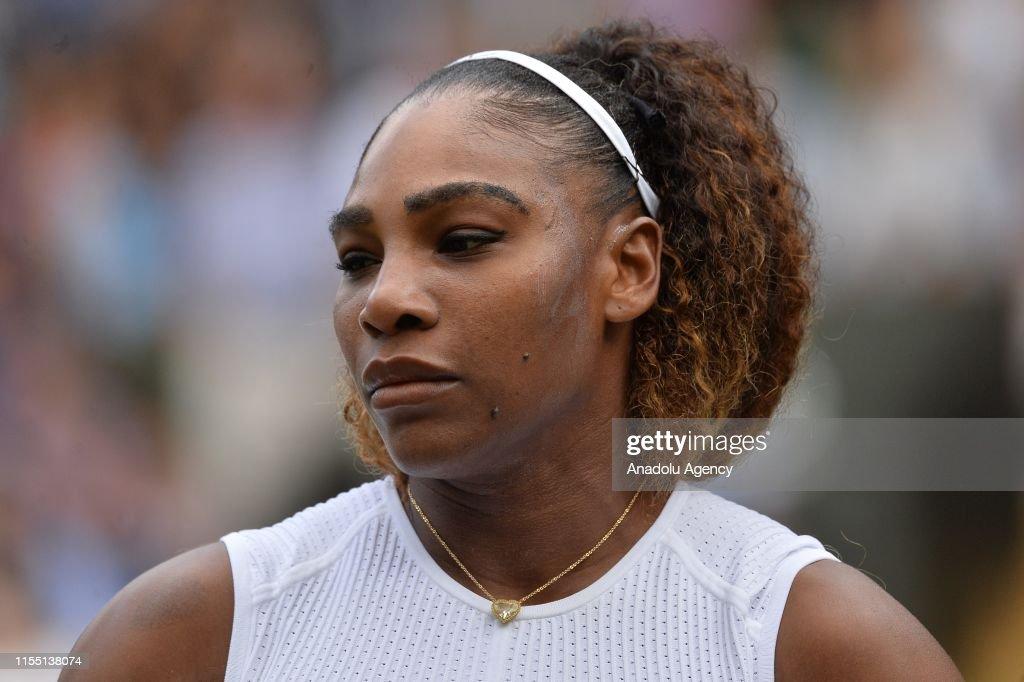 Wimbledon Tennis Championships 2019 : Photo d'actualité