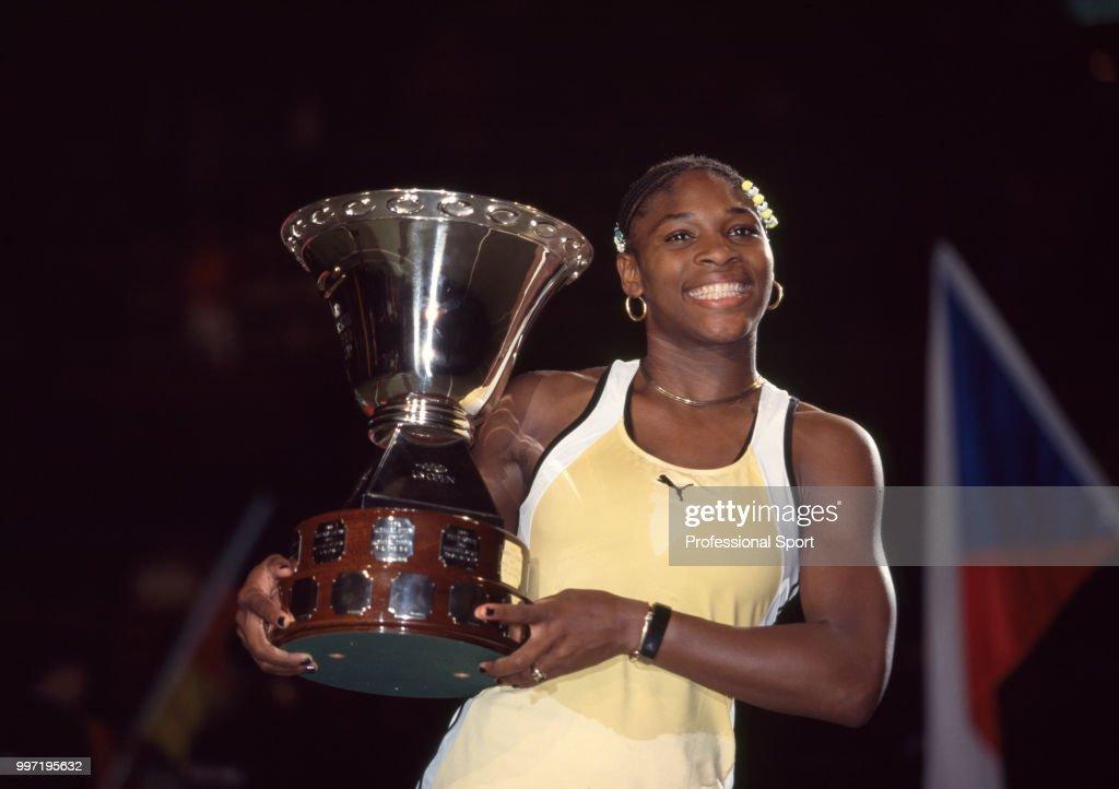 Compaq Grand Slam Cup : News Photo