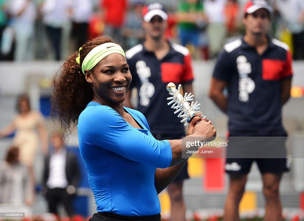 Mutua Madrilena Madrid Open - Day Nine : News Photo