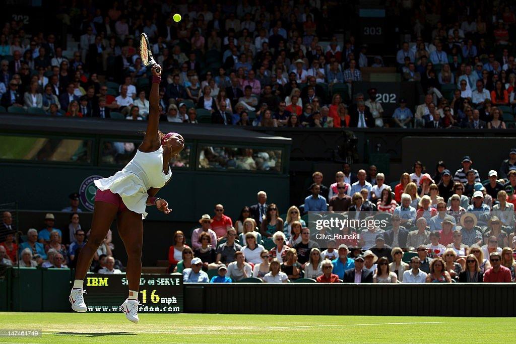 The Championships - Wimbledon 2012: Day Six : News Photo