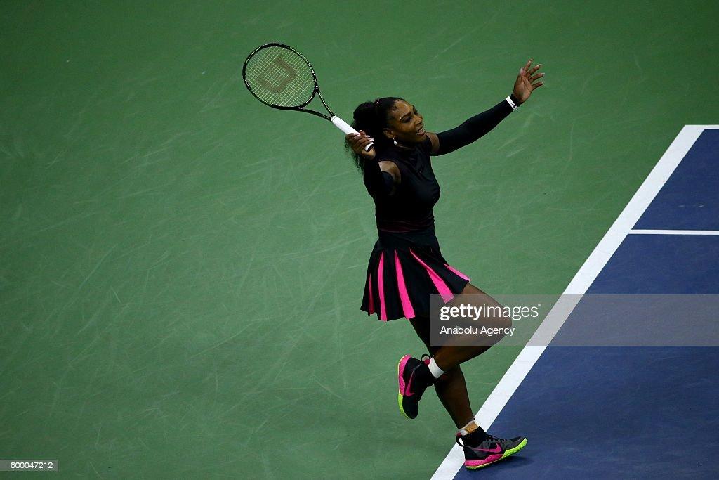 2016 US Open : Fotografia de notícias