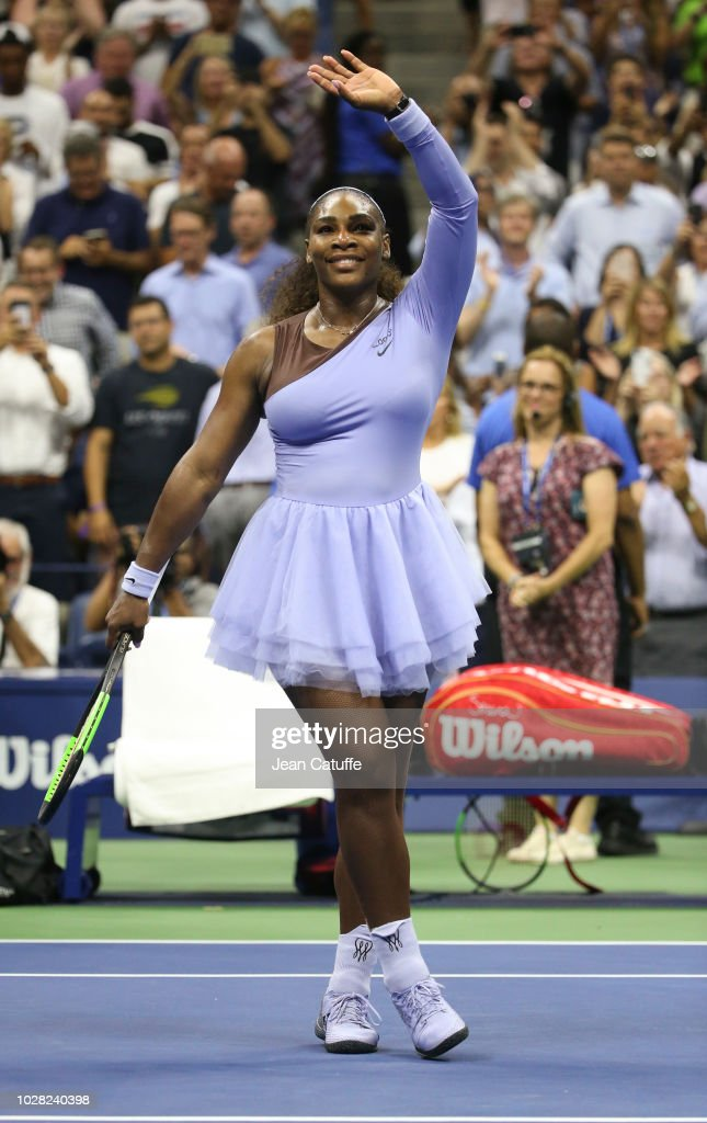 2018 US Open - Day 11 : News Photo