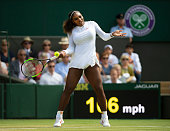 london england serena williams usa during