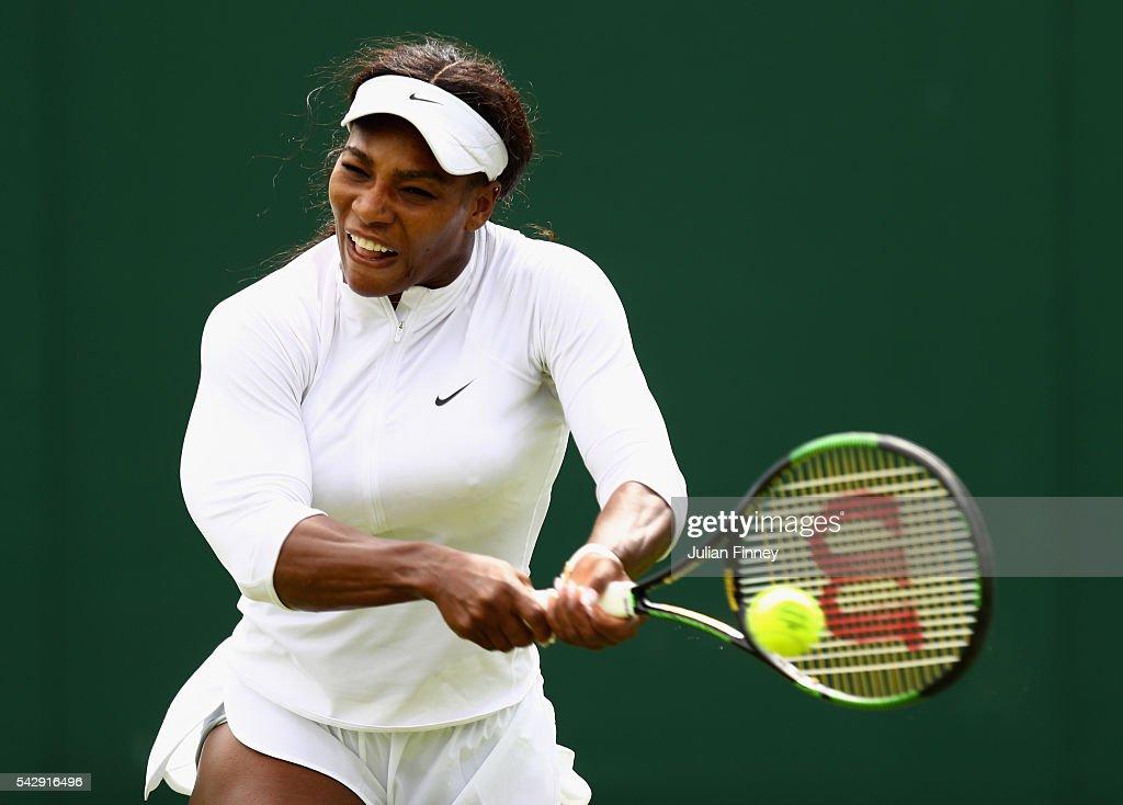 Previews: The Championships - Wimbledon 2016 : News Photo