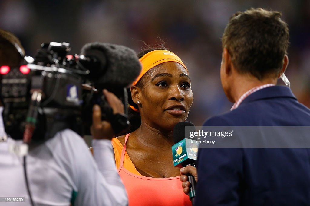BNP Paribas Open - Day 5 : News Photo