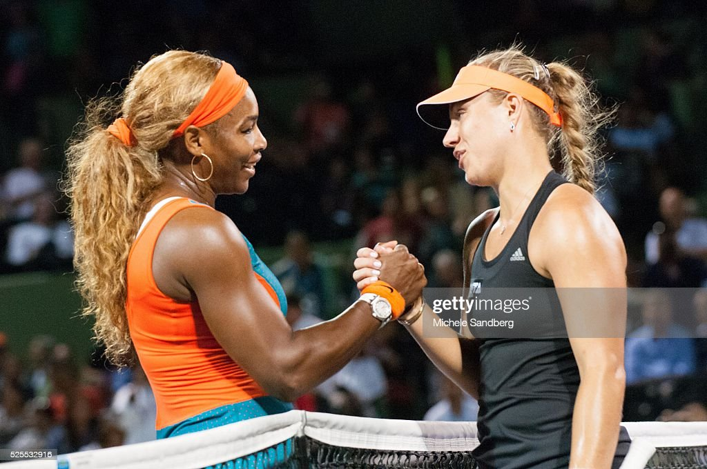 Tennis - Sony Open Tennis - March 25 : News Photo