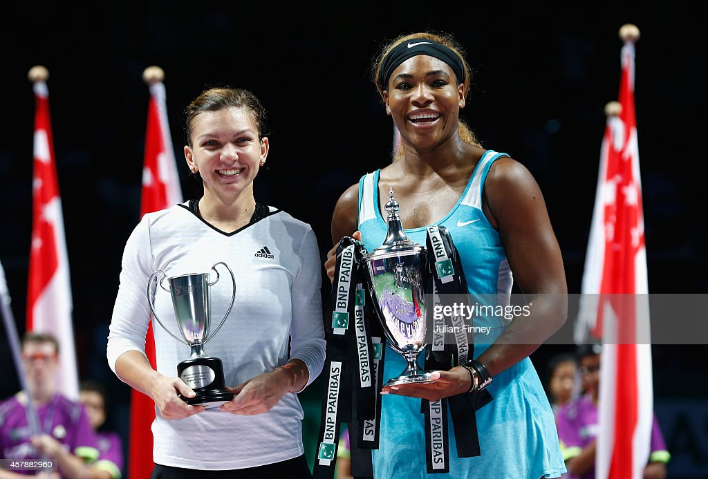 BNP Paribas WTA Finals: Singapore 2014 - Day Seven : News Photo
